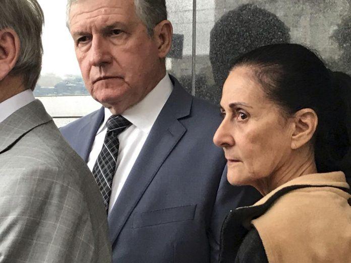 Carlos e Jemima Guimaraes foram sentenciados à pena mínima no Texas Foto AP