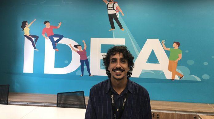 César Filho é fundador da WeCancer