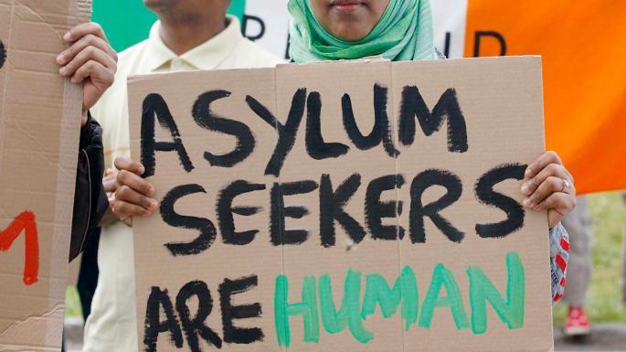 EUA estão negando número recorde de asilo