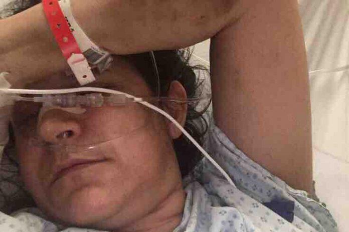 Edineia sofreu um grave acidente de carro e pede ajuda da comunidade