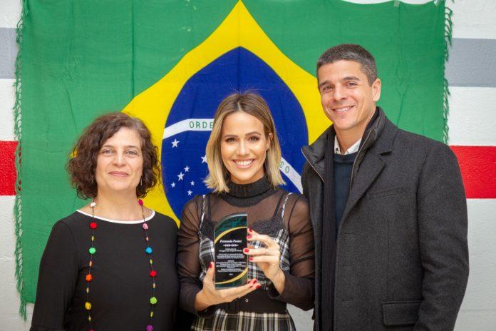 Fernanda Pontes é a nova embaixadora da língua portuguesa nos EUA