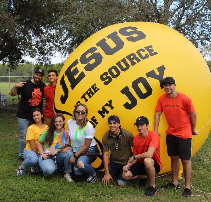 A CEIZS realiza o grupo de oração em Aventura às terças-feiras às 7:30 h