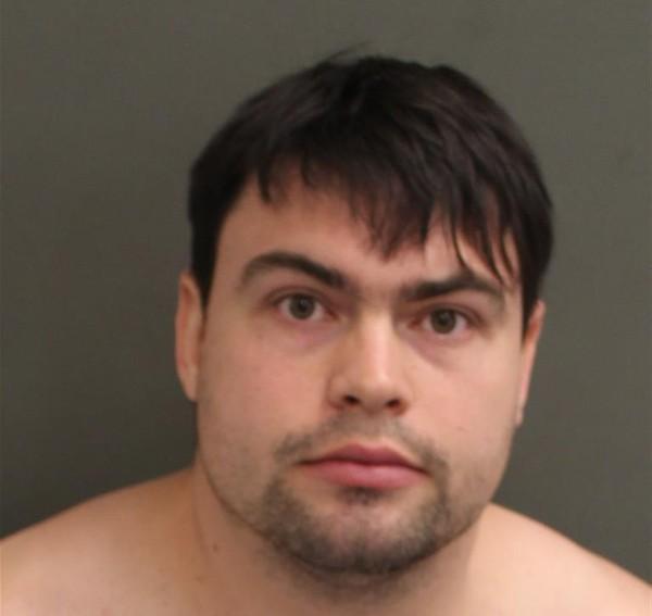 Harry Booth, preso acusado de molestar garota brasileira