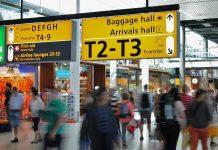 Número de brasileiros barrados em aeroportos europeus aumenta 44%