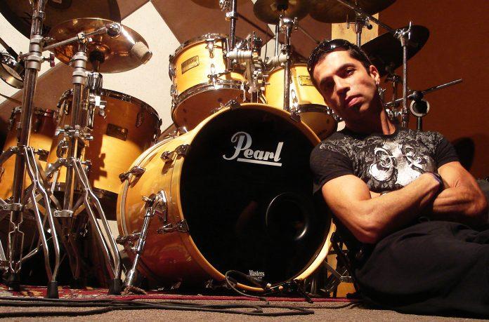 O baterista e produtor musical Sallaberry