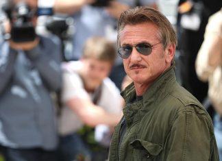 O ator Sean Penn