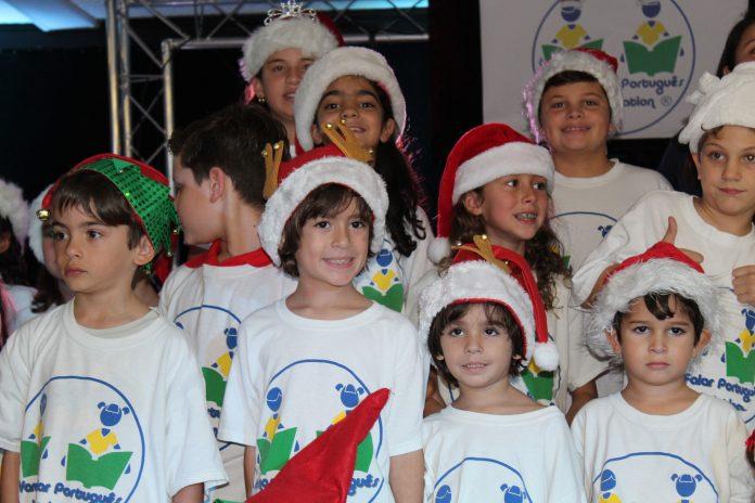 Apresentação de Natal da VFP