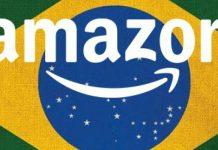 Amazon chega definitivamente ao Brasil