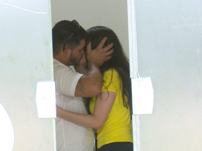 Casal de detentos se casou em Rondônia
