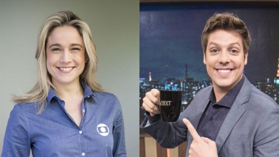 Fernanda Gentil e Fabio Porchat vão comandar nova atração a Globo