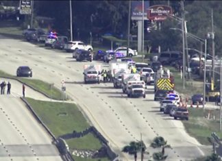 Homem abriu fogo em agência do SunTrust Bank na FL