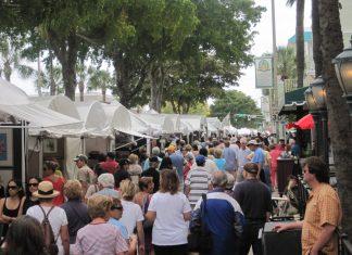 Las Olas Art Festival está na 31 edição
