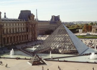 Museu do Louvre (Foto: Creative Commons)