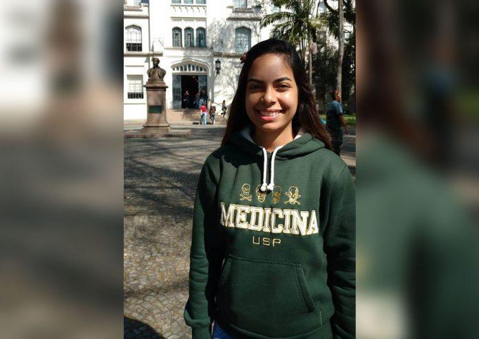 Nathalia Oliveira embarca para os EUA dia 21 de janeiro