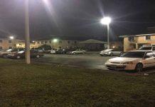 Quatro pessoas foram baleadas depois de festa em Miami-Dade FOTO Local10News