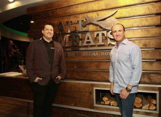 Roberto Brederode e Juan Bolaños, sócios do All Meats
