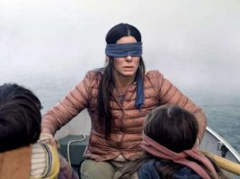Sandra Bullock é a grande estrela de Bird Box