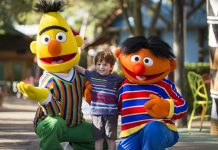 Sesame Street Kids' Weekends