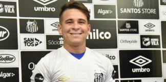 Venezuelano Yefferson Soteldo é um dos novos contratados do Santos