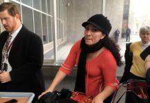 Um juiz federal garantiu um temporary restraining order contra o ICE para a salvadorenha (Kevin Rector Baltimore Sun)
