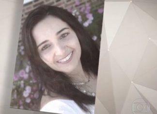 Aliny Mendes, de 39 anos, morava no Reino Unido — ReproduçãoTV Globo