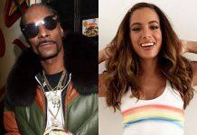 Anitta e Snoop Dogg farão parceria musical
