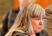 Claudia-Hoerig foi condenada a 28 anos de prisão em Ohio FOTO: EMILY MATTHEWS | THE VINDICATOR
