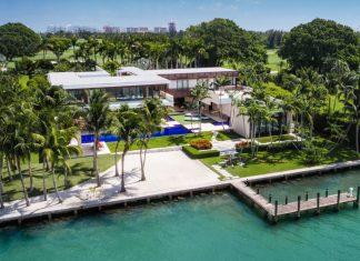 Mansão vendida por $50 milhões FOTO cortesia Alexander Team