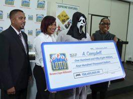 Ganhador de loteria na Jamaica optou por se esconder