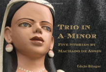 Livro de Machado de Assis traduzido para o inglês