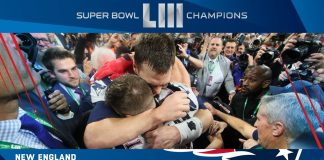 New Englands Patriots vencem o Super Bowl 2019 FOTO NFL