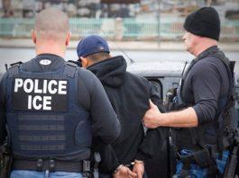 Operação do ICE na Carolina do Norte prendeu mais de 200 imigrantesnt