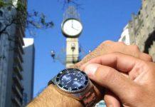 Relógios deverão ser atrasados em uma hora