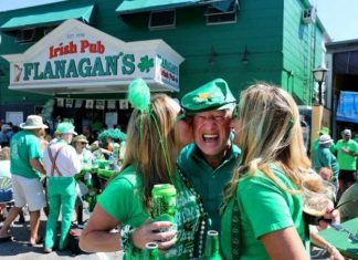 Celebrações de Saint Patrick's Day acontecem este fim de semana