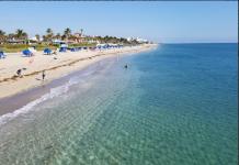 Lake Worth Beach é o novo nome da cidade FOTO divulgação