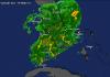 Previsão é de chuva em todo o Estado nos próximos dias