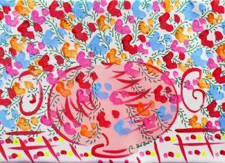 Uma das telas de Oscar Araripe que será exposta em Harvard