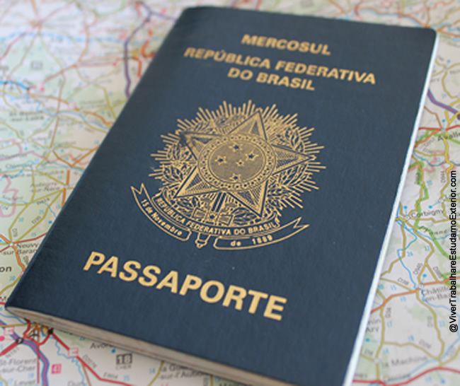 Aumenta o número de brasileiros trabalhando no exterior