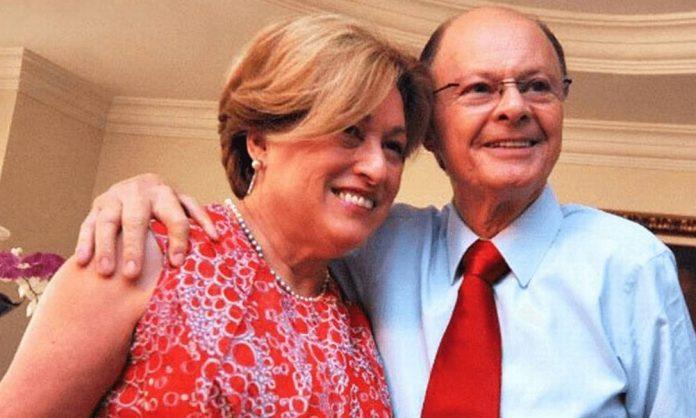 Bispo Edir Macedo e a esposa Ester terão passaporte diplomático FOTO Igreja Universal do Reino de Deus