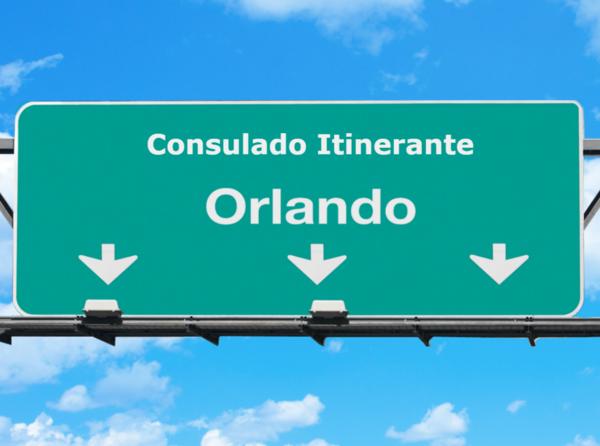 Consulado Itinerante chega a Orlando