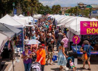 Delray Affair é um evento tradicional na cidade (Foto: Julia Rose/Delray Affair cortesia)