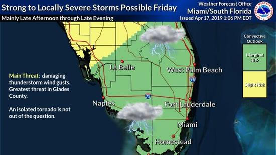 Frente fria vai trazer muita chuva na sexta-feira 19 Imagem NWC