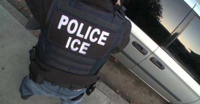 ICE realizou operação na Nova Inglaterra