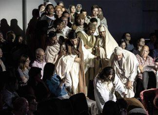Encenação da Paixão de Cristo