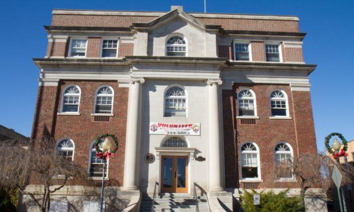 Sede da prefeitura de Middletown, NY, Foto Epoch Times