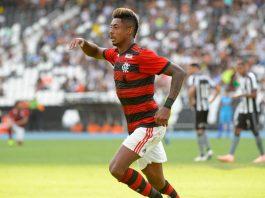 Bruno Henrique vem sendo um dos destaques do Flamengo na temporada 2019