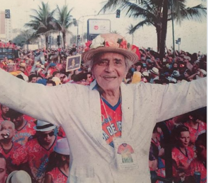 José Ruy Dutra: Banda de Ipanema se despede do fundador
