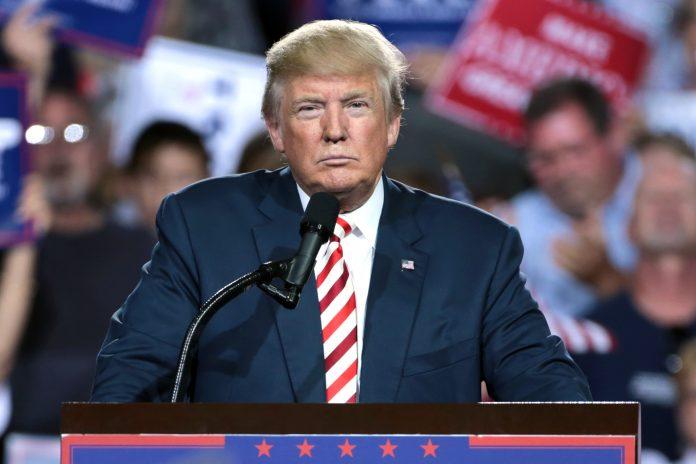 Trump encerrou seu mandato de quatro anos em 20 de janeiro após ser derrotado em novembro passado pelo democrata Joe Biden (foto: flickr)