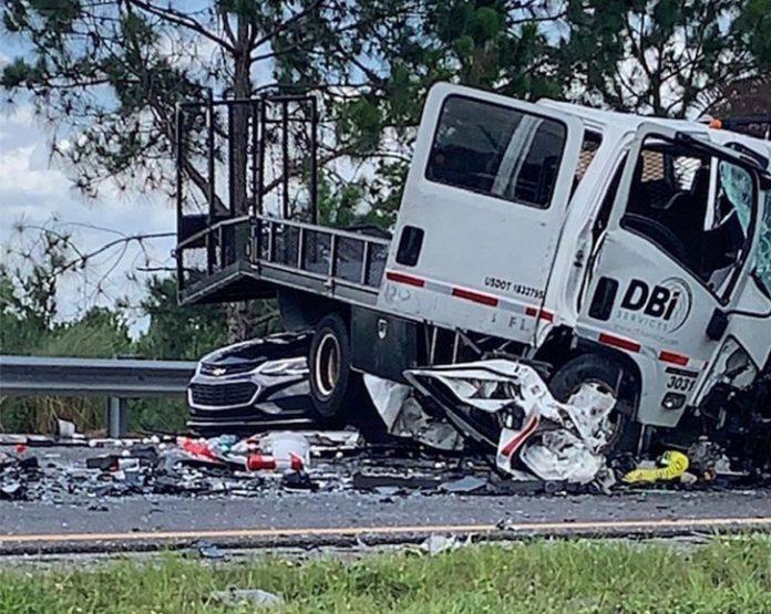 Acidente matou duas pessoas em Winter Park, Flórida