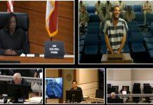 Harrison Braga da Costa está preso sem direito à fiança no condado de Broward FOTO Broward County Court House